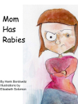 'Mom Has Rabies' book image